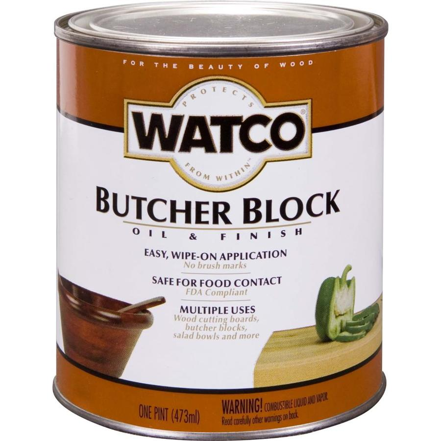 WATCO 16-fl oz Butcher Block Oil
