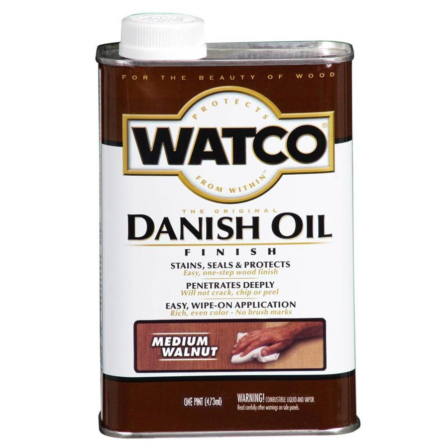 WATCO 16-oz Danish Oil
