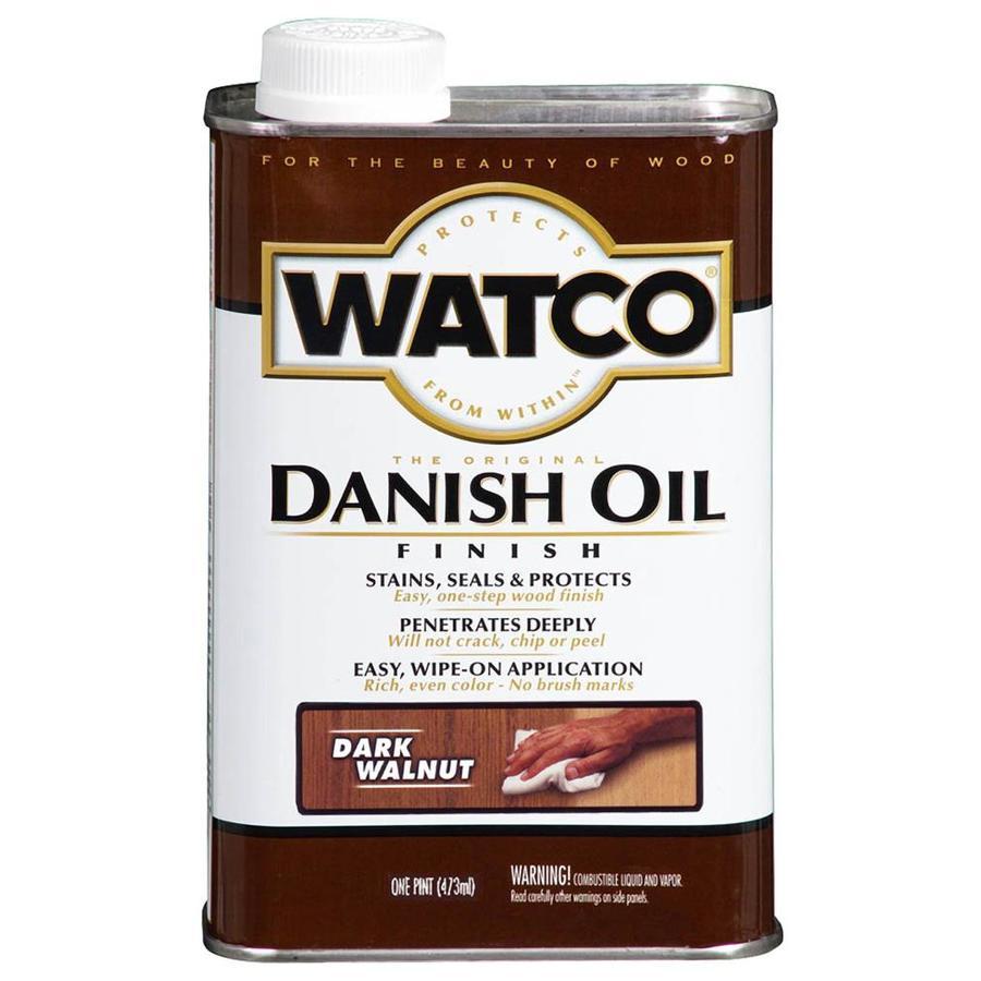 WATCO 16-fl oz Danish Oil