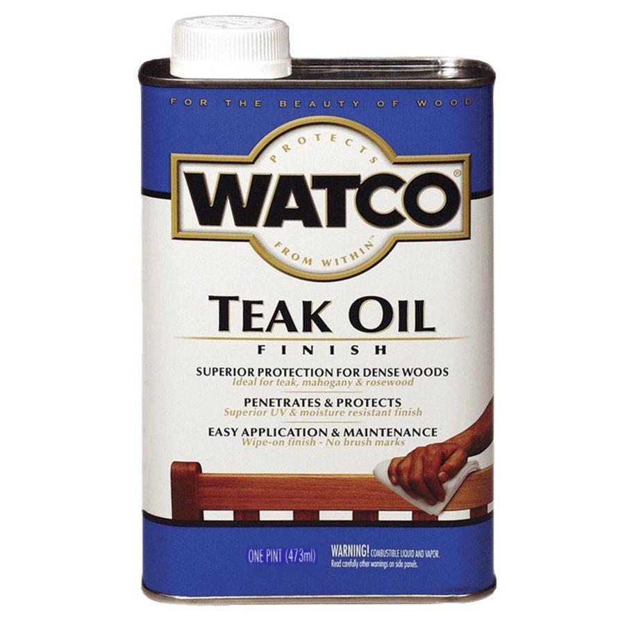 WATCO 16-fl oz Teak Oil