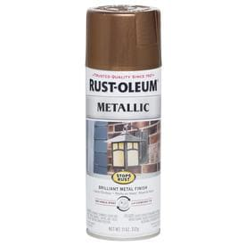 Rust-Oleum Stops Rust Gloss Vintage Copper Metallic Spray Paint (Actual Net Contents: 11-oz)