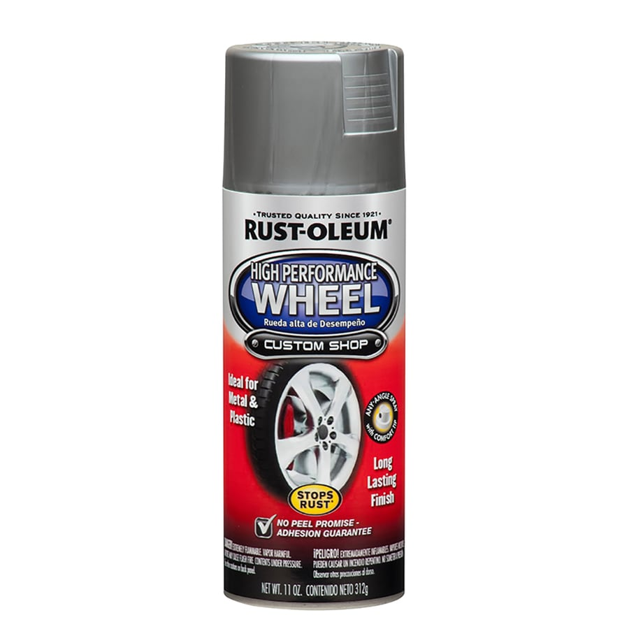 Rust-Oleum Automotive Silver Enamel Spray Paint (Actual Net Contents: 11-oz)