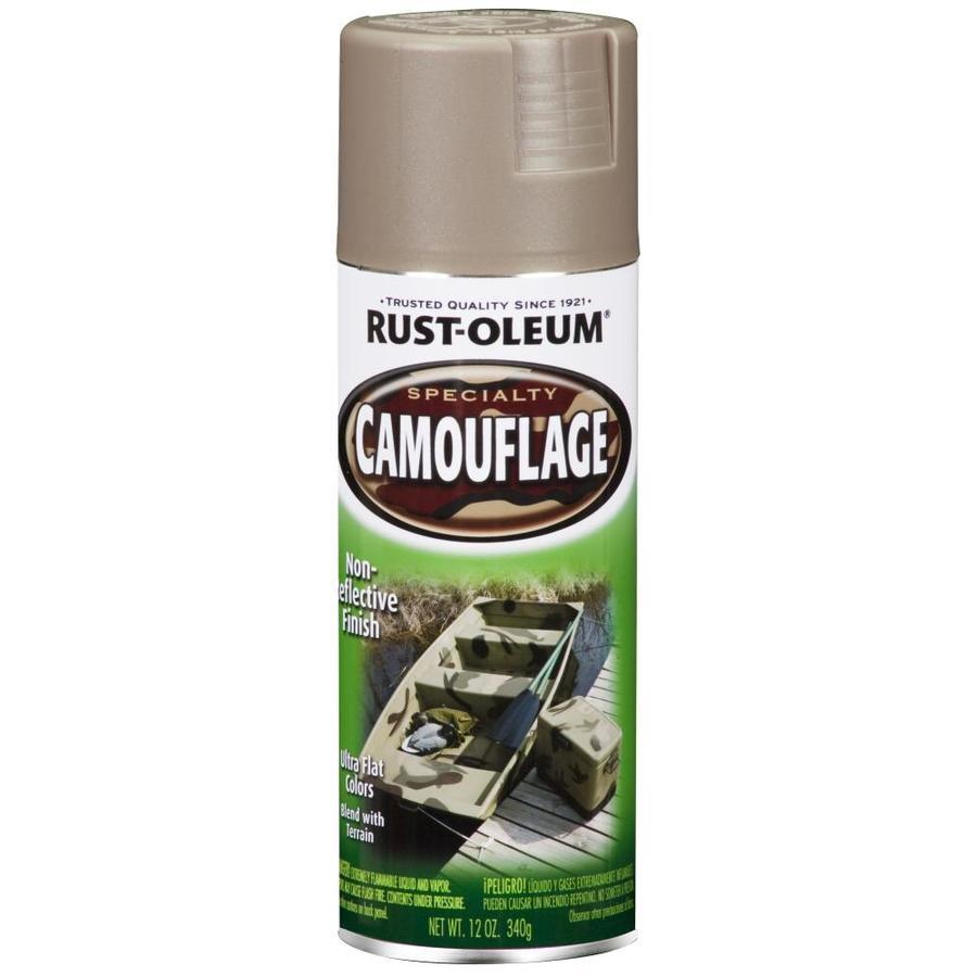 Rust-Oleum Specialty Khaki Spray Paint (Actual Net Contents: 12-oz)