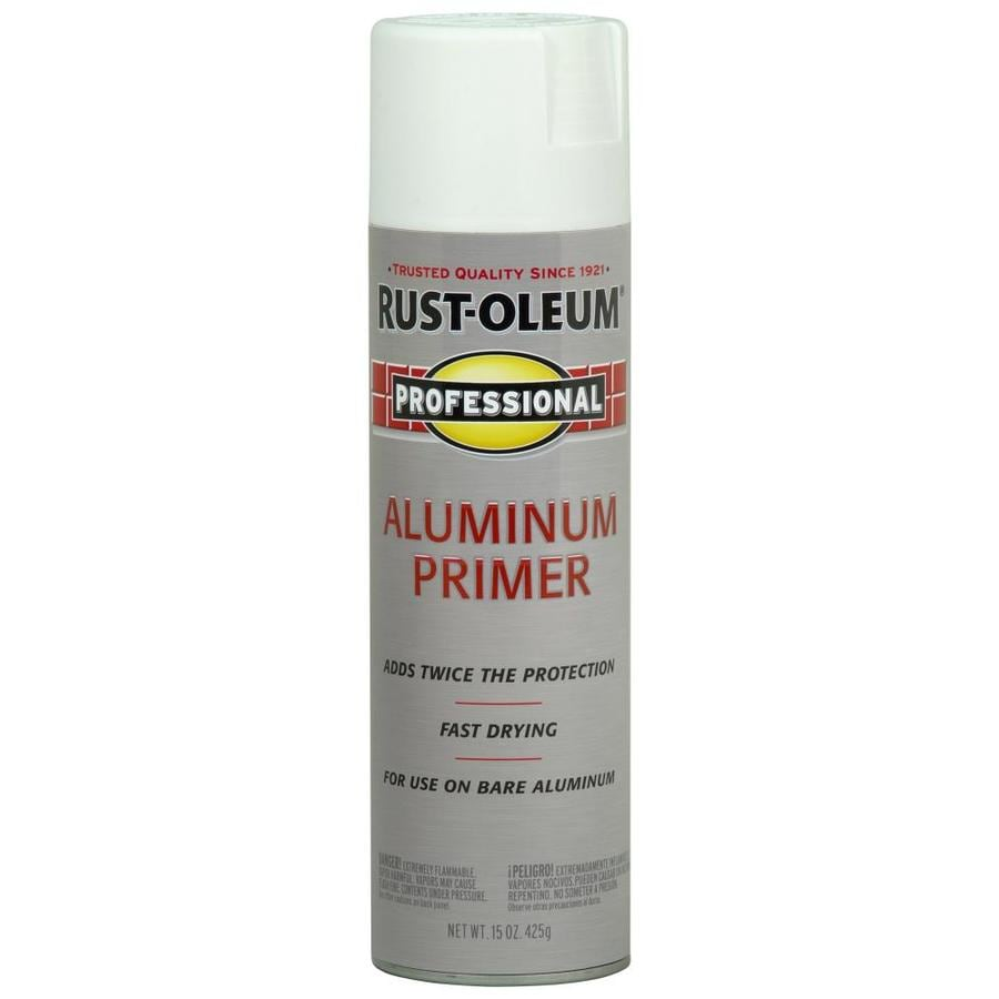 Professional Professional Aluminum Rust Resistant Primer Spray Paint (Actual Net Contents: 15-oz)