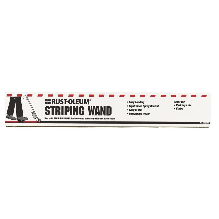Rust-Oleum Professional 24-in Field and Pavement Spray Paint Marking Wand