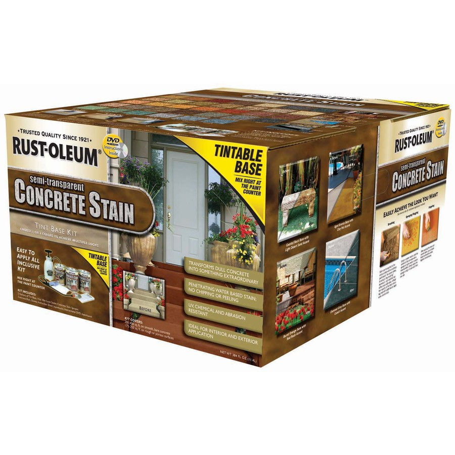 Rust-Oleum 3-Gallon Exterior Gloss Porch and Floor Clear Water-Base Paint