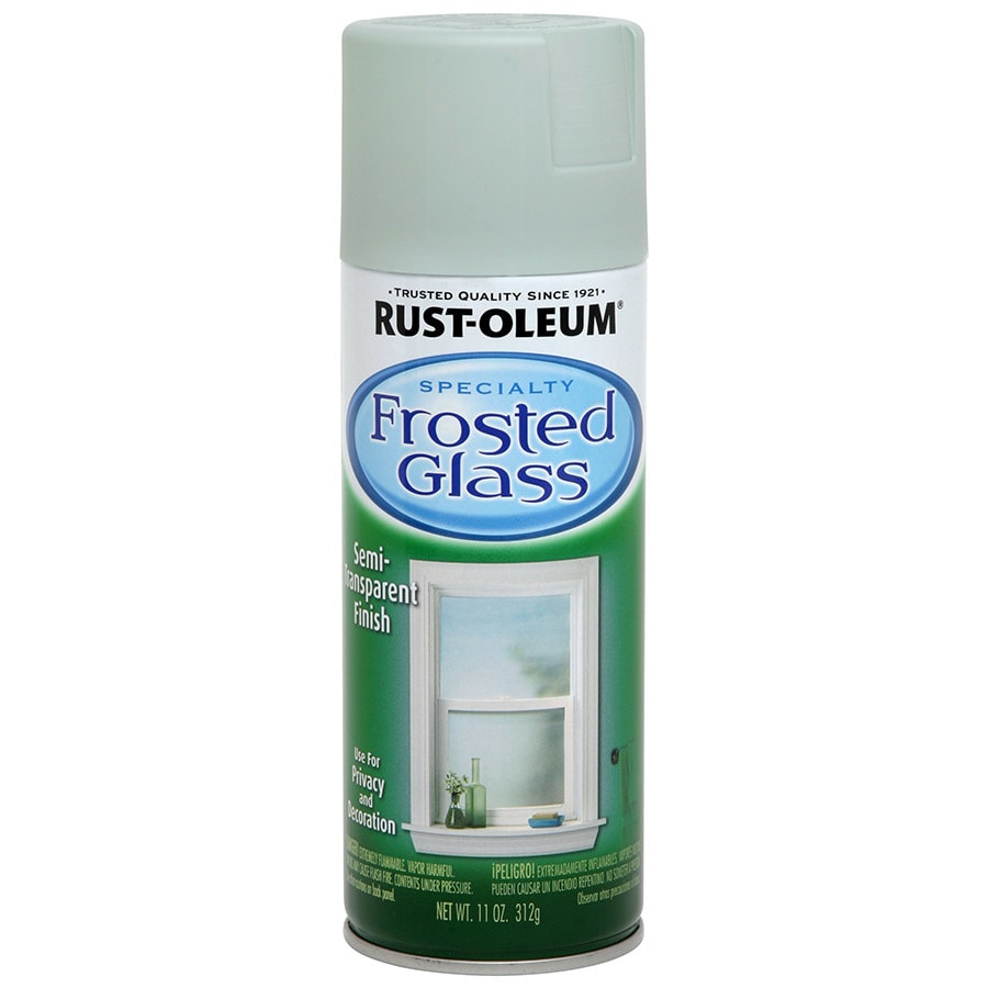 Rust-Oleum Specialty Sea Green Frosted Spray Paint (Actual Net Contents: 11-oz)