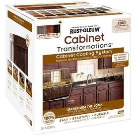 rustoleum kitchen cabinet paint kit shop resurfacing kits at lowes 7850