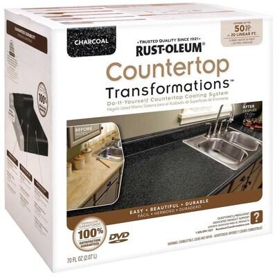 Rust Oleum Countertop Transformations