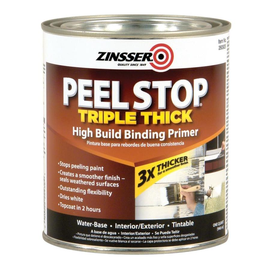 Rust-Oleum Peel Stop Triple Thick Interior Latex Primer (Actual Net Contents: 32-fl oz)