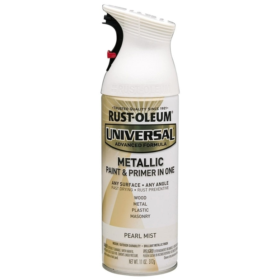 Rust-Oleum Universal Pearl Mist Pearlescent Rust Resistant Enamel Spray Paint (Actual Net Contents: 11-oz)
