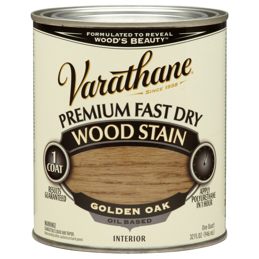 Varathane Golden Oak Interior Stain (Actual Net Contents: 32-fl oz)