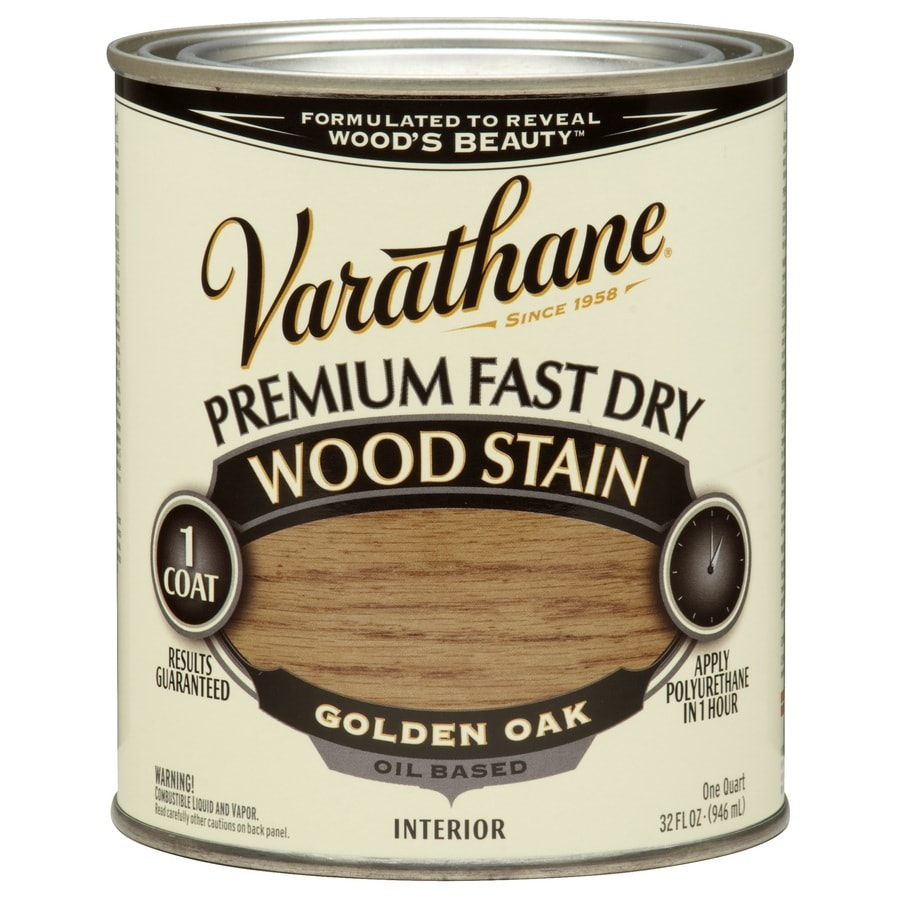 Varathane Varathane Golden Oak Interior Stain (Actual Net Contents: 32 Fluid Ounce(S))