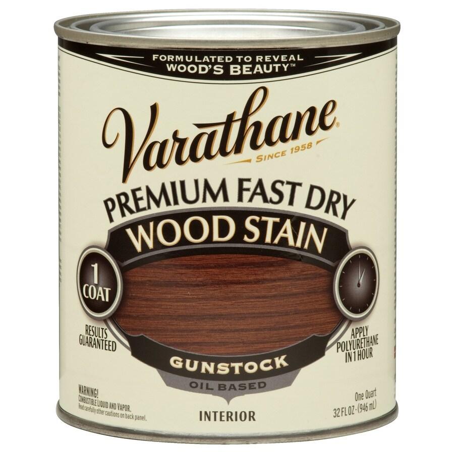Varathane Varathane Gunstock Interior Stain (Actual Net Contents: 32 Fluid Ounce(S))