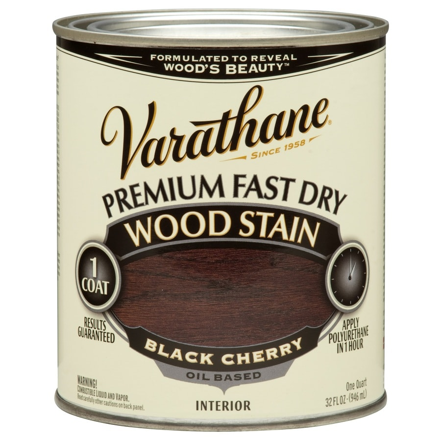 Varathane Varathane Black Cherry Interior Stain (Actual Net Contents: 32 Fluid Ounce(S))