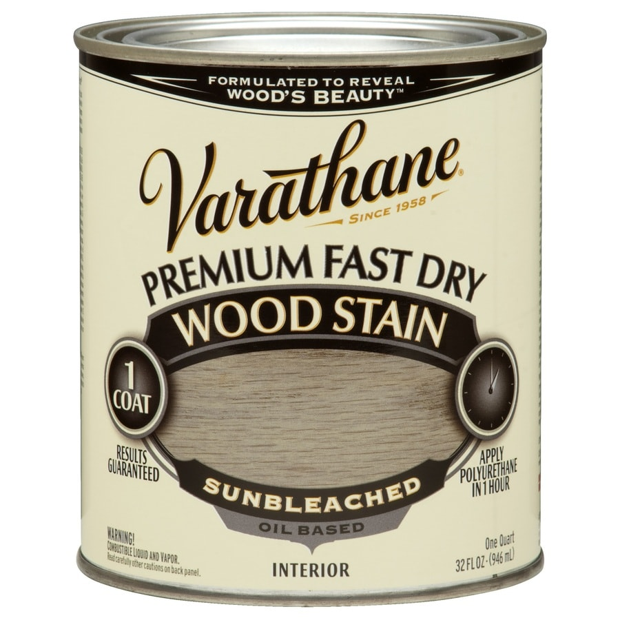 Varathane Varathane Sunbleached Interior Stain (Actual Net Contents: 32-fl oz)