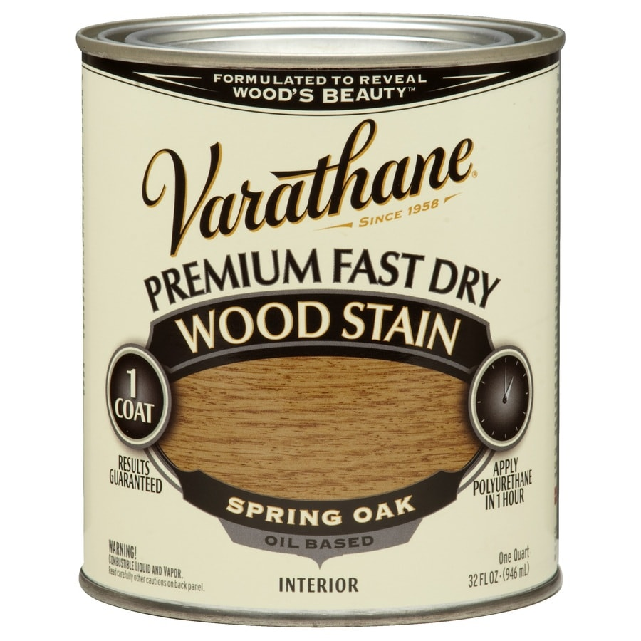 Varathane Varathane Spring Oak Interior Stain (Actual Net Contents: 32 Fluid Ounce(S))