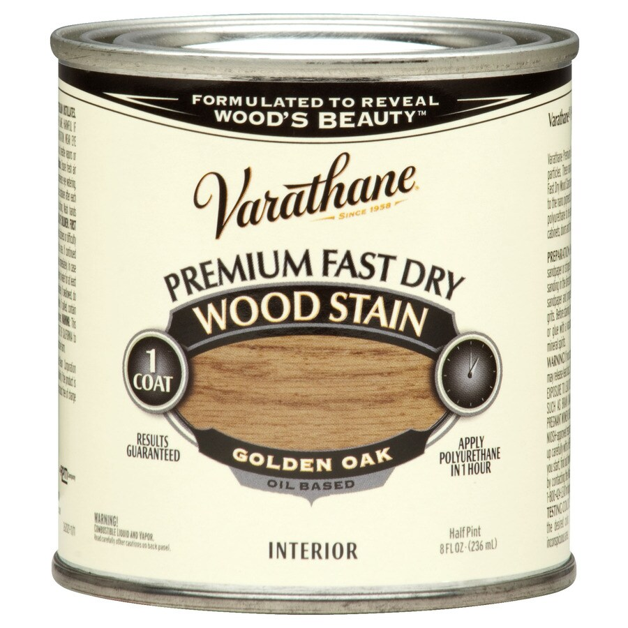 Varathane Golden Oak Interior Stain (Actual Net Contents: 8-fl oz)