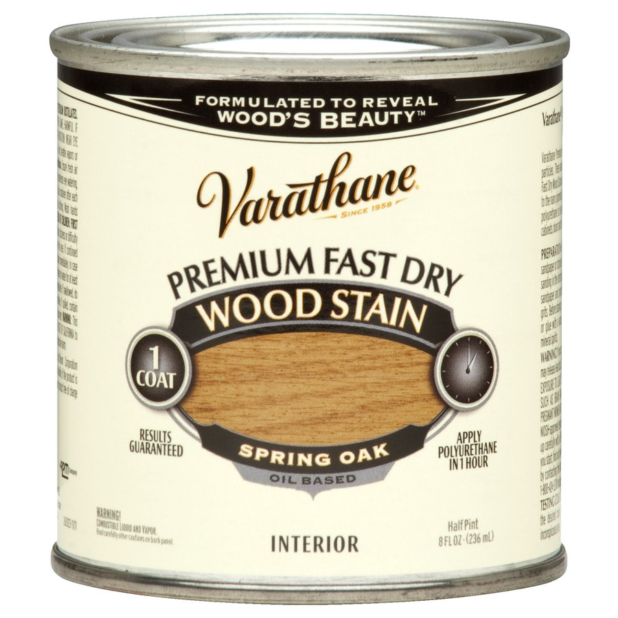 Varathane Spring Oak Interior Stain (Actual Net Contents: 8-fl oz)