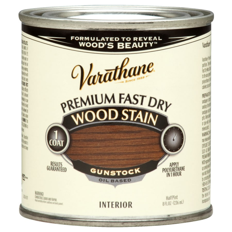 Varathane Varathane Gunstock Interior Stain (Actual Net Contents: 8 Fluid Ounce(S))