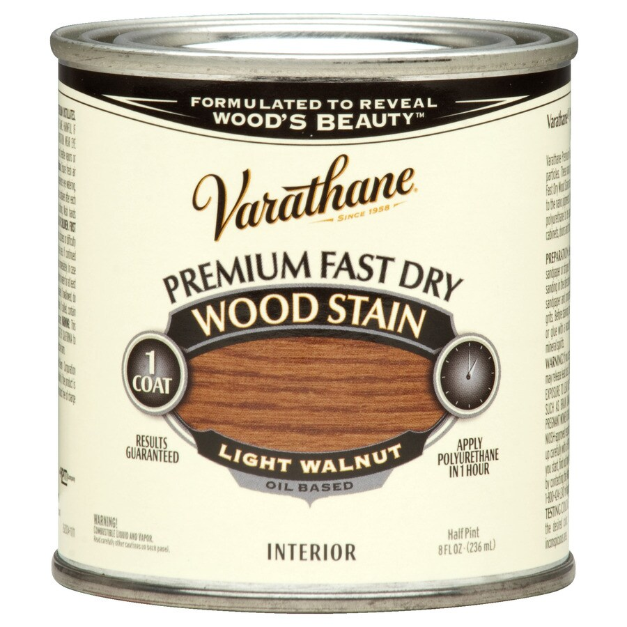 Varathane Premium Fast Dry Light Walnut Interior Stain