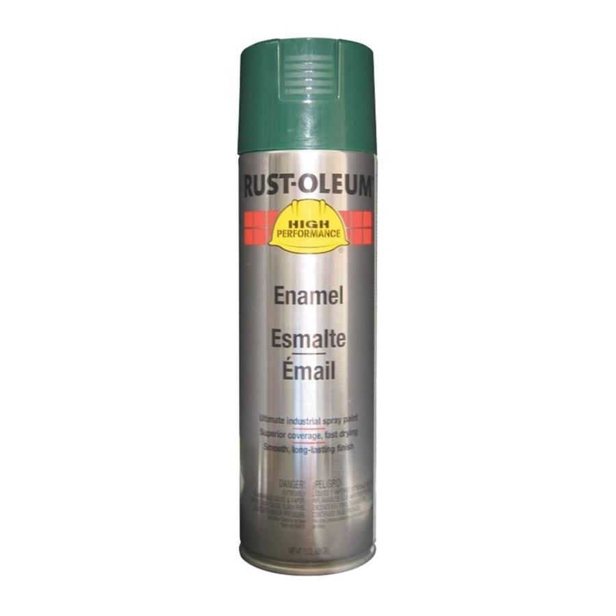Rust-Oleum High Performance Dark Green Enamel Spray Paint (Actual Net Contents: 15-oz)