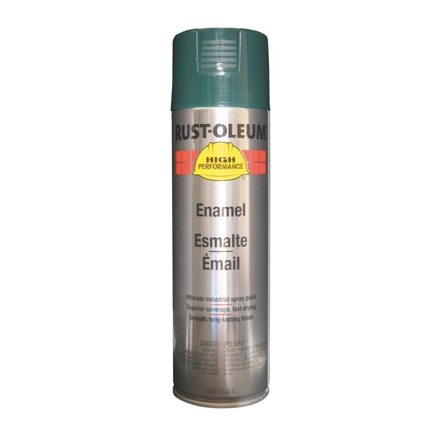 Rust-Oleum High Performance Hunter Green Enamel Spray Paint (Actual Net Contents: 15-oz)