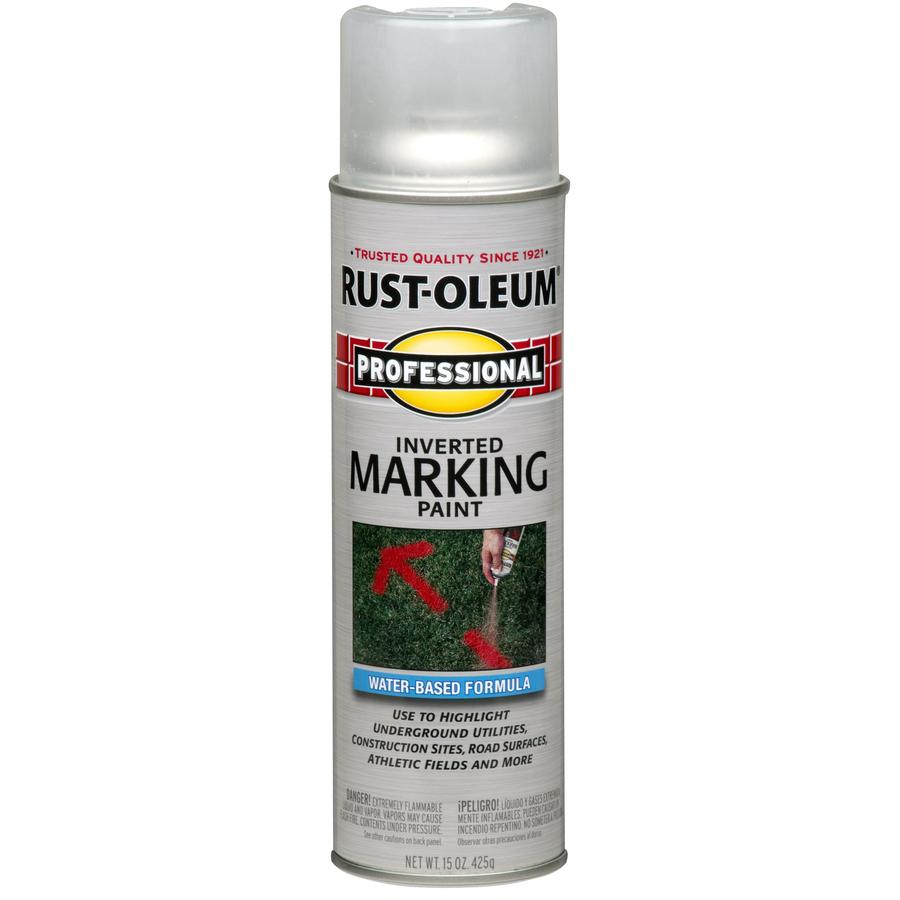 Rust-Oleum Professional Marking Clear Fade Resistant Spray Paint (Actual Net Contents: 15-oz)