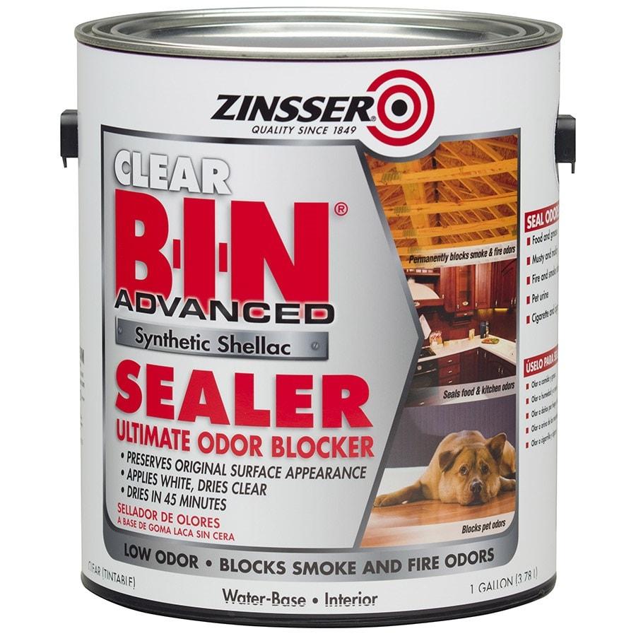 Zinsser B-I-N Advanced Interior Shellac Primer (Actual Net Contents: 128-fl oz)
