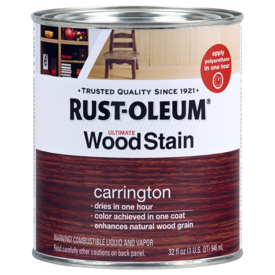 Rust-Oleum Carringtn Interior Stain (Actual Net Contents: 32-fl oz)