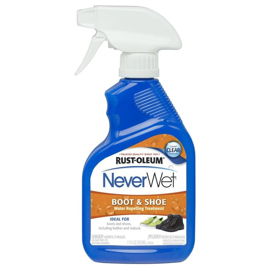 Rust-Oleum NeverWet Clear Flat Waterproofer (Actual Net Contents: 11-fl oz)