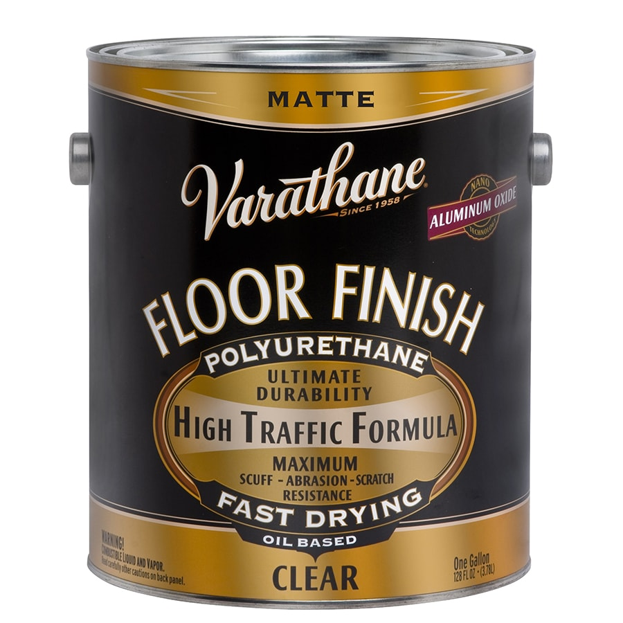 Rust-Oleum Matte Oil-Based 128-fl oz Varnish