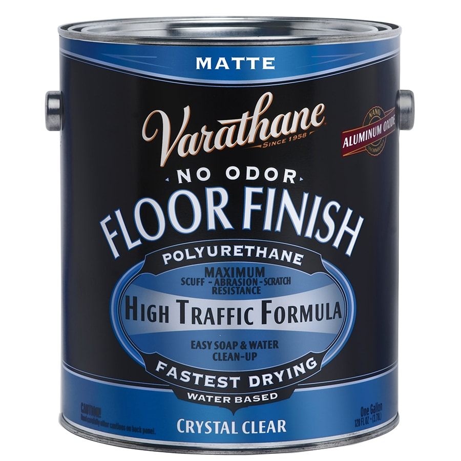 Rust-Oleum Varathane 128 fl oz Matte Water-Based Varnish