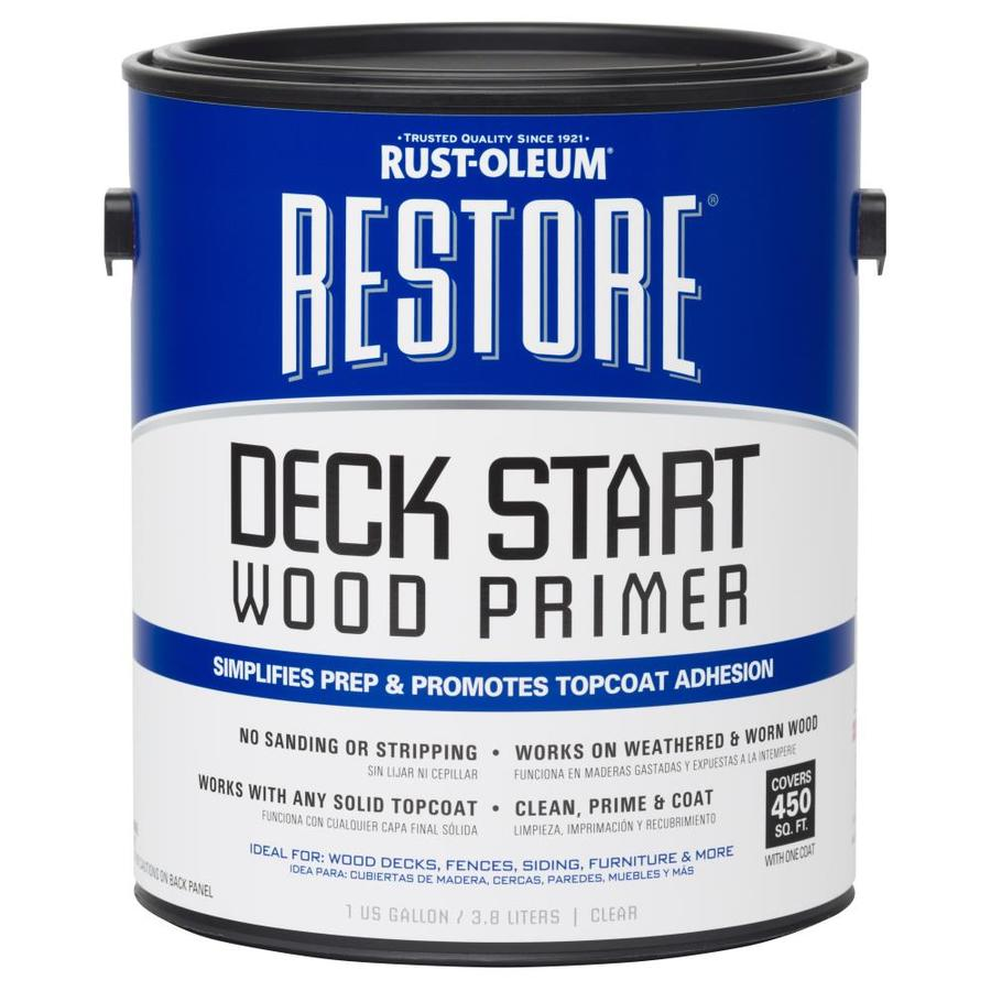 Rust-Oleum Restore Exterior Latex Primer (Actual Net Contents: 128-fl oz)