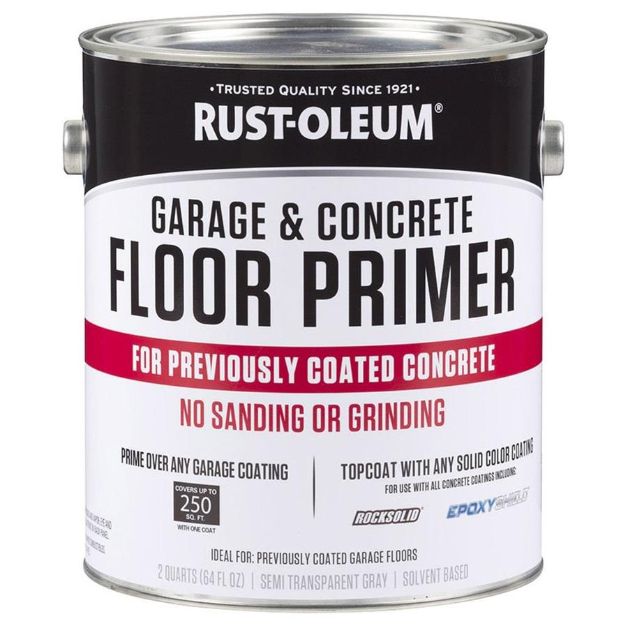 1 Part Garage Floor Epoxy
