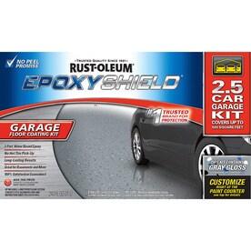 Garage floor epoxy Garage Floor Paint at Lowes com