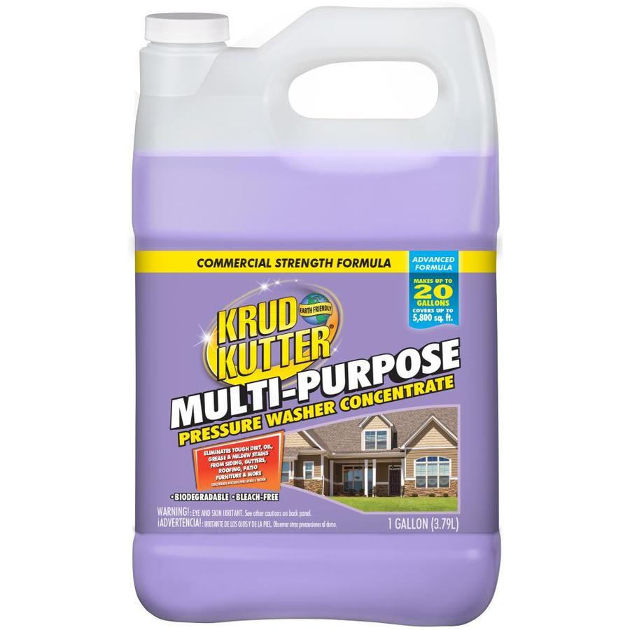 Krud Kutter 1 Gallon Multi Purpose Pressure Washer Cleaner