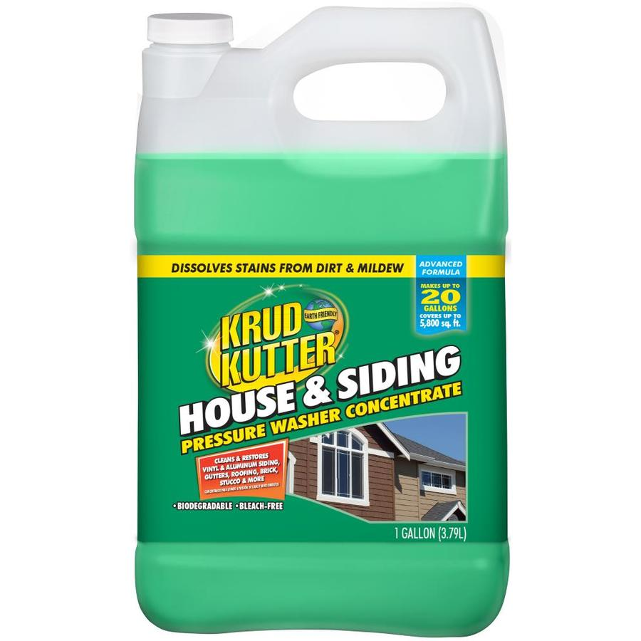 Krud Kutter 1 Gallon House And Siding Pressure Washer