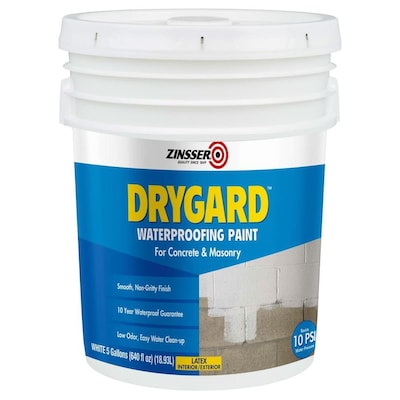 Zinsser Drygard White Flat Waterproofer (Actual Net Contents