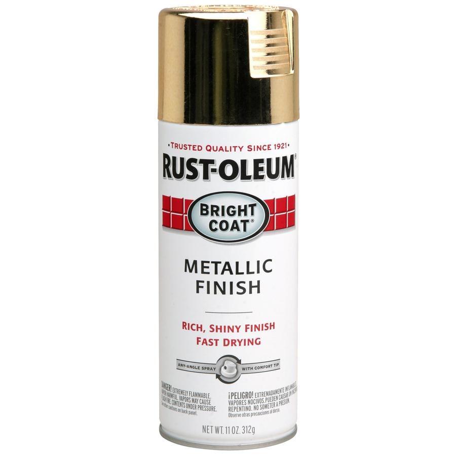 Rust-Oleum 11-oz Gold High-Gloss Spray Paint