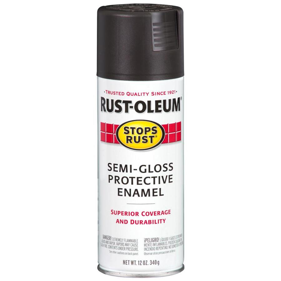 Rust-Oleum Stops Rust Anodized Bronze Rust Resistant Enamel Spray Paint (Actual Net Contents: 12-oz)