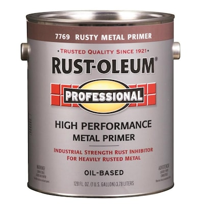 Rust-Oleum Professional Red Flat Oil-based Enamel Interior