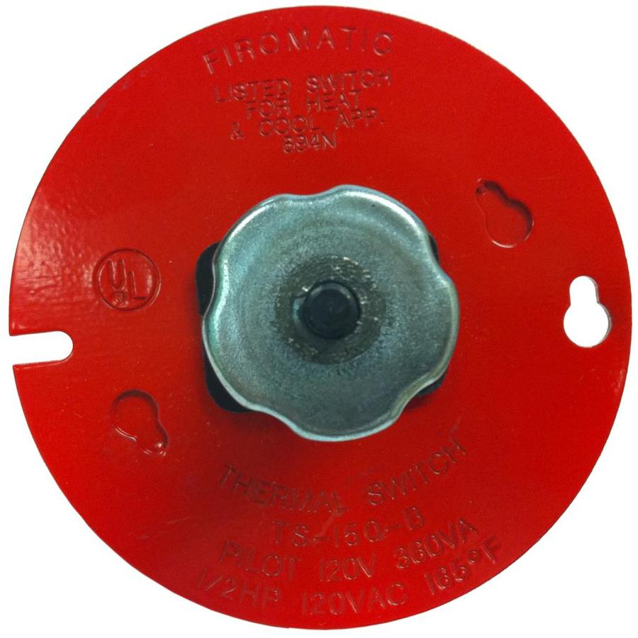 Durst TS-150-B Round Thermal Switch
