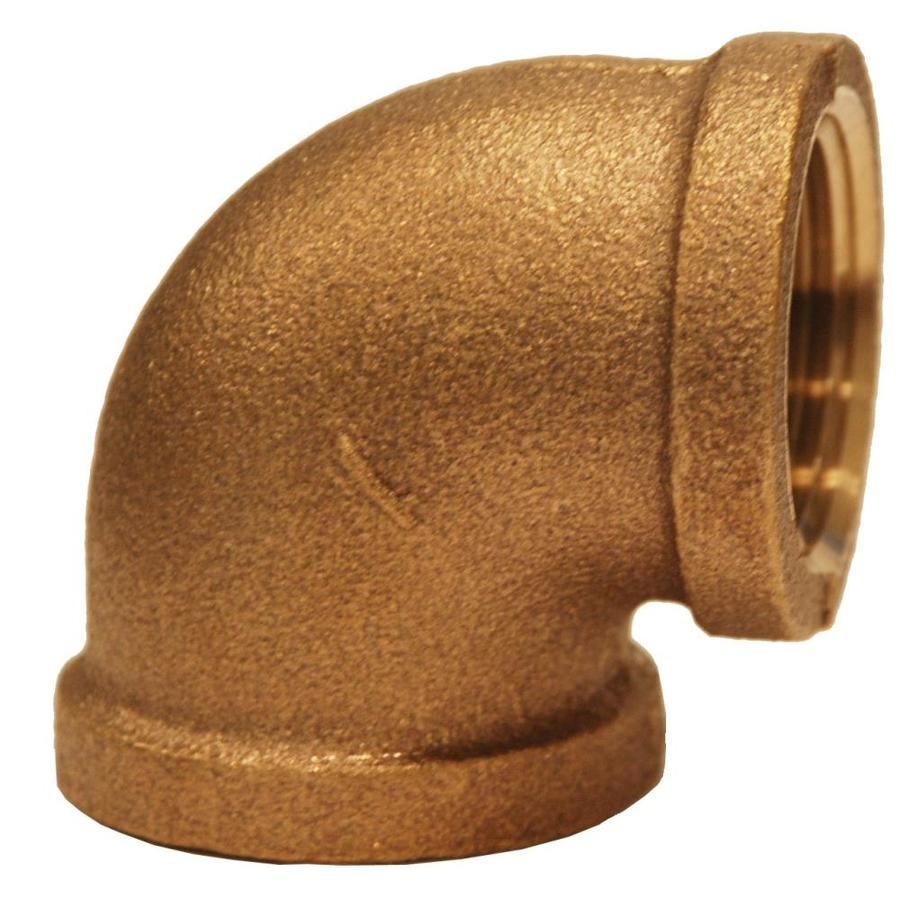 "Durst 1"" IPS Brass 90 Degree Elbow"