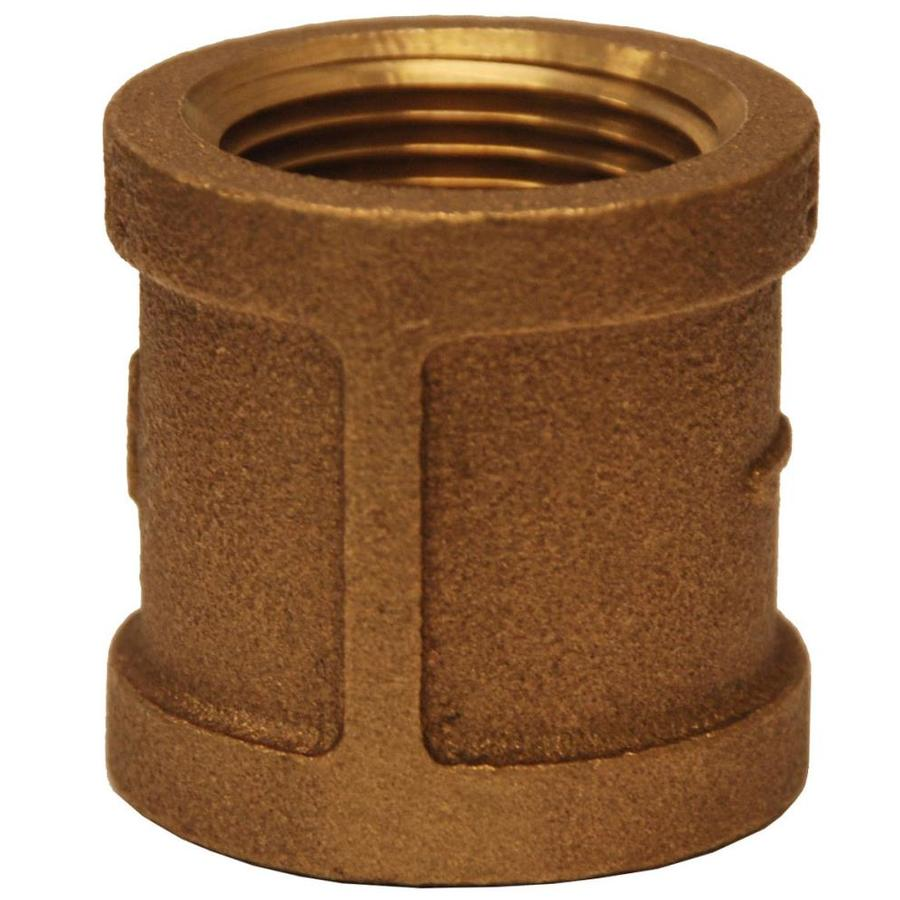 "Durst 1"" IPS Brass Coupling"
