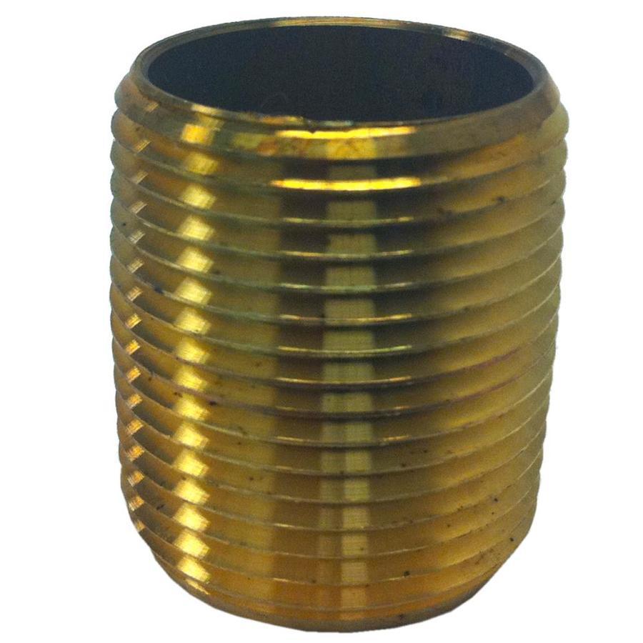 "Durst 1"" x Close IPS Brass Nipple"