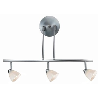 Brushed Steel Dimmable Gl