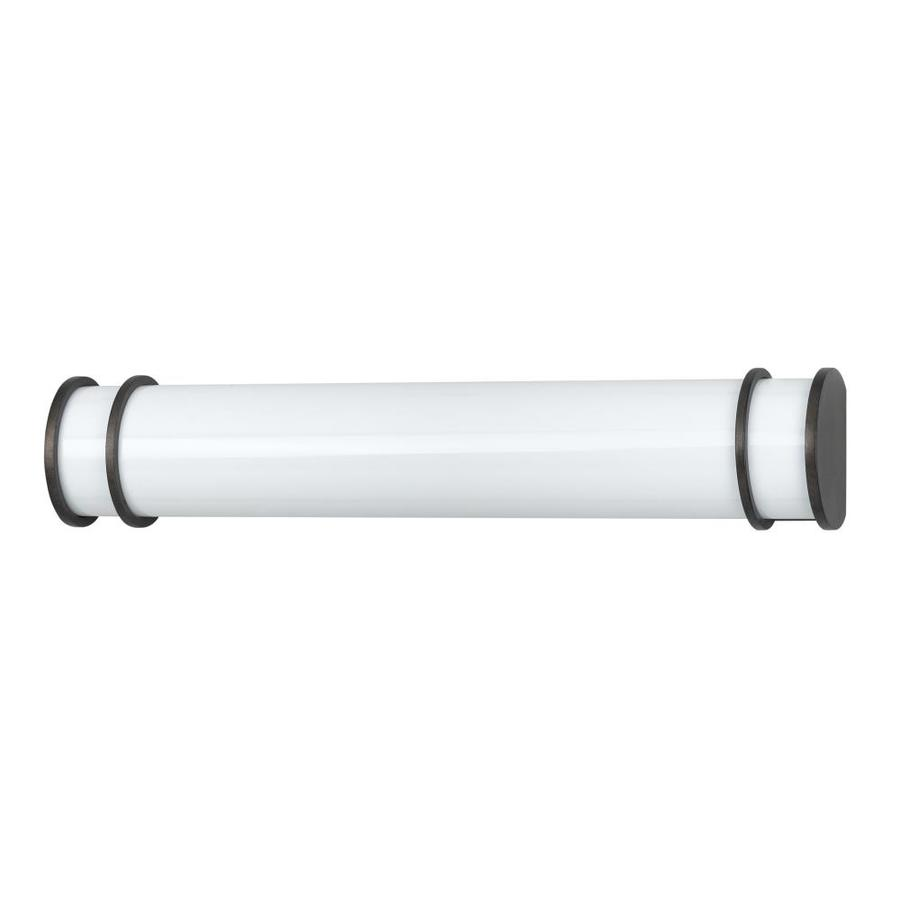 Axis 15-in W 1-Light Rust Directional Wall Sconce