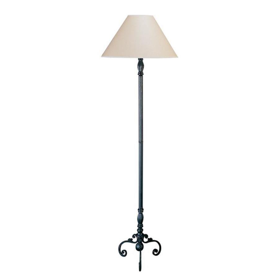 axis 60 in black electrical outlet 3 way switch torchiere floor lamp. Black Bedroom Furniture Sets. Home Design Ideas