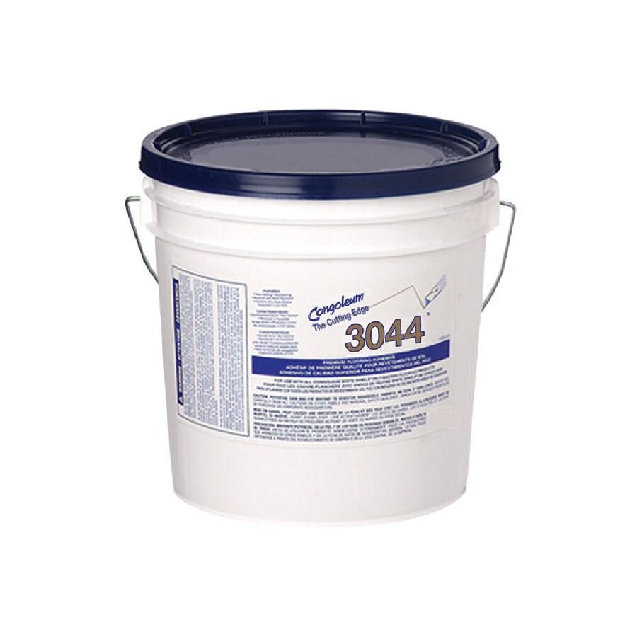 Congoleum Premium White Flooring Adhesive (4-Gallon)